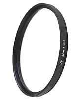 emoblitz 52mm uv ultra-violet lentille filtre protecteur noir