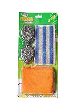 Kitchen Cleaning Brush & Cloth Tools