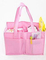 Women-Outdoor-Nonwoven-Diaper Bag-Pink / Blue