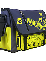 Más Accesorios Naruto Cosplay Animé Accesorios Cosplay Negro Nailon