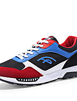 Men's Shoes PU Outdoor / Athletic / Casual Fashion Sneakers Outdoor / Athletic /