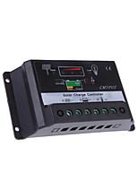 régulateur solaire tstp02-30a 12v / identification automatique, contrôleur de système de lampe de rue, 24v