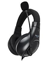 SALAR A566 Headphones (Headband)For Media Player/Tablet / Mobile Phone / ComputerWith Microphone / DJ / Volume Control