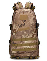 2 L Backpack Camping & Hiking Outdoor Multifunctional Army Green Nylon Other