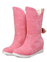 Women's Shoes  Platform / Fashion Boots Boots Outdoor / Office & Career / Casual Platform OthersBlack / &616