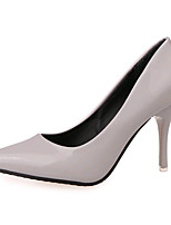 Women's Shoes Leatherette Spring / Summer / Fall / Winter Heels / Pointed Toe Heels Party & Evening / Dress Stiletto