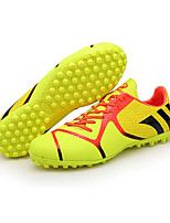 ailema Men's Football Sneakers Spring / Summer Cushioning / Wearproof / Breathable Shoes Yellow