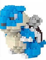 LNO Brand Blastoise ABS Super Mini 234 Pieces Diamond Blocks