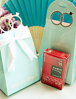 12 Piece/Set Favor Holder - Card Paper Favor Boxes Ring Candy Box birthday party decoration (Fit Cigarette King Size)