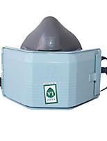 filtro de polvo de polvo de media máscara de soldadura de molienda respiradores en minas de carbón eficiencia (3200)