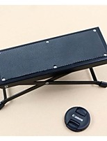 Freely Adjust The Height of the Metal Guitar Footstool