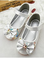 Girl's Summer Sandals / Comfort PU Outdoor / Casual Pink / Silver