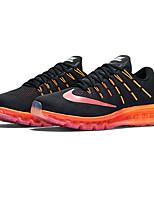 Nike Air Max 2016 Running Shoes Men's  Black Orange Nike airmax 2016 Athletic Shoes Men's