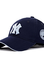 Hats Unisex Breathable / Golf / Fishing / Baseball White / Green / Red / Pink / Dark Gray / Black