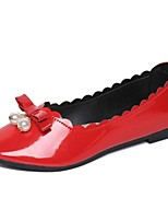 Women's Shoes  Summer  / Flats Flats Wedding / Party  Shoes/ Slip-on Black / Red / White