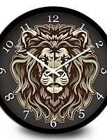 The Lion Creative Wall Clock
