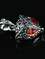 DIY Jewelry Fox Style Alloy Charm
