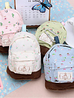 Floral Fashion Simple Small Bag Pencil Case Stationery Bags Creative New Students With Hook