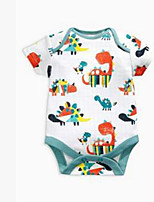 Boy's Cotton Sleepwear,Summer / Spring Floral