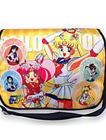 Sailor Moon-Fantasias-Preto- deNáilon-Mais Acessórios