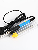 110V 60W Constant-Temperature Electric Soldering Iron with Solder Wires