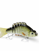 Mmlong 6inch 59g New Arrival Fishing Lure 7 Segment Artificial Swim Bait Lifelike Crank Hard Baits Lures MML08C