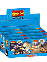 jouets garçon de puzzle de montage bâtiment bloc enfants