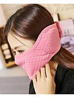 invierno caliente máscaras contra el polvo de la orejera de las máscaras de protección en el oído boca