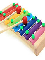 Wooden Puzzle Octave Piano Xylophone Knock Preschool Musical Instruments