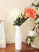 Hi-Q 1Pc Decorative Flowers Touch Chrysanthemum For Wedding Home Table Decoration Artificial Flowers