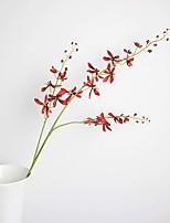 Seda Outras Flores artificiais