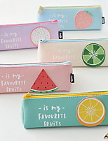 Fruit in Triangle Pen Bag