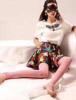 BONAS® Da donna Tinta unita Medio Gambale-@98002