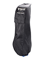 Outdoor Unisex Plastic Wateproof Golf Bag Covers Anti-static Dust1
