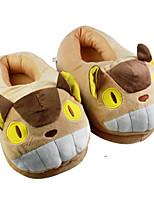 Totoro Bus Kigurumi Pajamas Warm Slippers With Collar 28cm