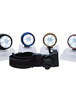 6 LED Waterproof Bike Accessories Cycling Head Alunium Alloy Light Bike Flashing light Bicycle Tail Lights 1 PC