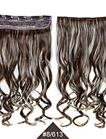 Women Long Curly Wavy Hair  24