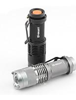 Linternas LED LED 1 Modo 220 Lumens Tamaño Compacto / Super Ligero Otros AA / Batería de Litio ConCamping/Senderismo/Cuevas / De Uso