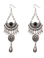 Classical Fashion Personality Long Earrings Jewelry Show Performances