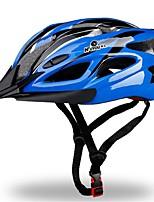 Casque Vélo(Blanc / Rouge / Bleu,PC / EPS)-deFemme / Homme / Unisexe-Cyclisme / Cyclisme en Montagne / Cyclisme sur Route / Cyclotourisme