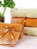 Asciugamano mani- ConJacquard- DI100% cotone-75*35cm(29