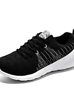 Men's Shoes Tulle Outdoor Comfortable / Athletic Breathable /Casual shoes/ Black / Blue
