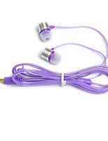 Weet je het zeker HL02 Kanaal-oordopjes (in gehoorgang)ForMediaspeler/tablet / ComputerWithDJ / Gaming / Sport / Hi-Fi