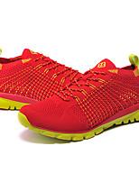 Беговая обувь Зеленый / Красный / Тёмно-синий Обувь Мужской Ткань