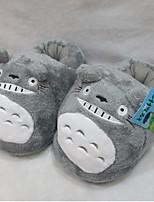 Totoro Kigurumi Pajamas Warm Slippers With Collar 28cm