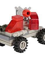 Jouets Pour les garçons Blocs de bois Blocks / Plastique / Métal Rouge