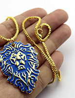 Meer Accessoires Cosplay Cosplay Anime Cosplay Accessoires Rood / Blauw Legering