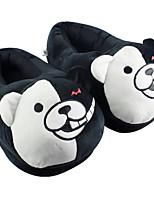 Danganronpa Kigurumi Pajamas Warm Slippers With Collar 28cm