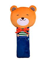 cinto de segurança titular do bebê do sono do cinto de segurança luva do ombro da criança cartoon linda antile urso cinto no pescoço