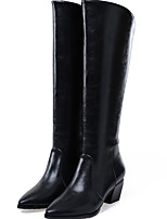 Women's Shoes    Heels / Fashion Boots Boots Outdoor / Office & Career / Casual Chunky Heel OthersBlack /&802